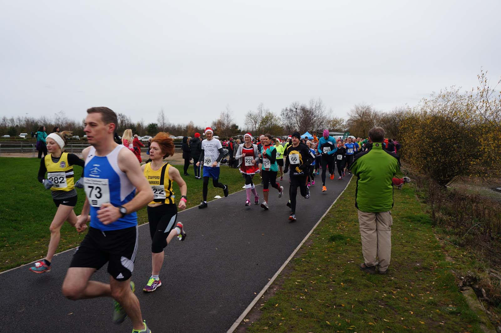 The Chasewater Pudding Dash