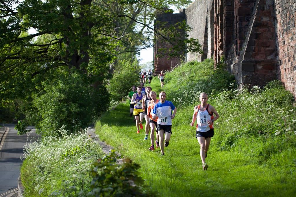 Carlisle City Urban Trail Run