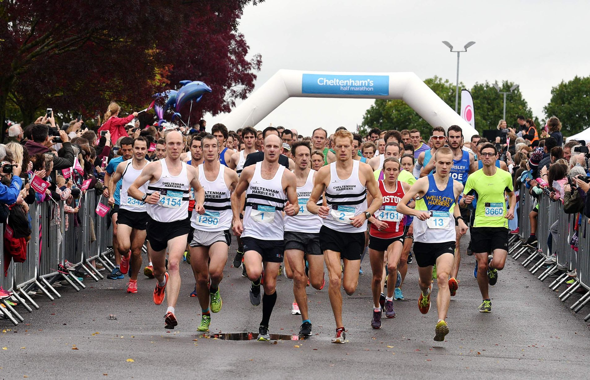 Cheltenham Half Marathon & 10k