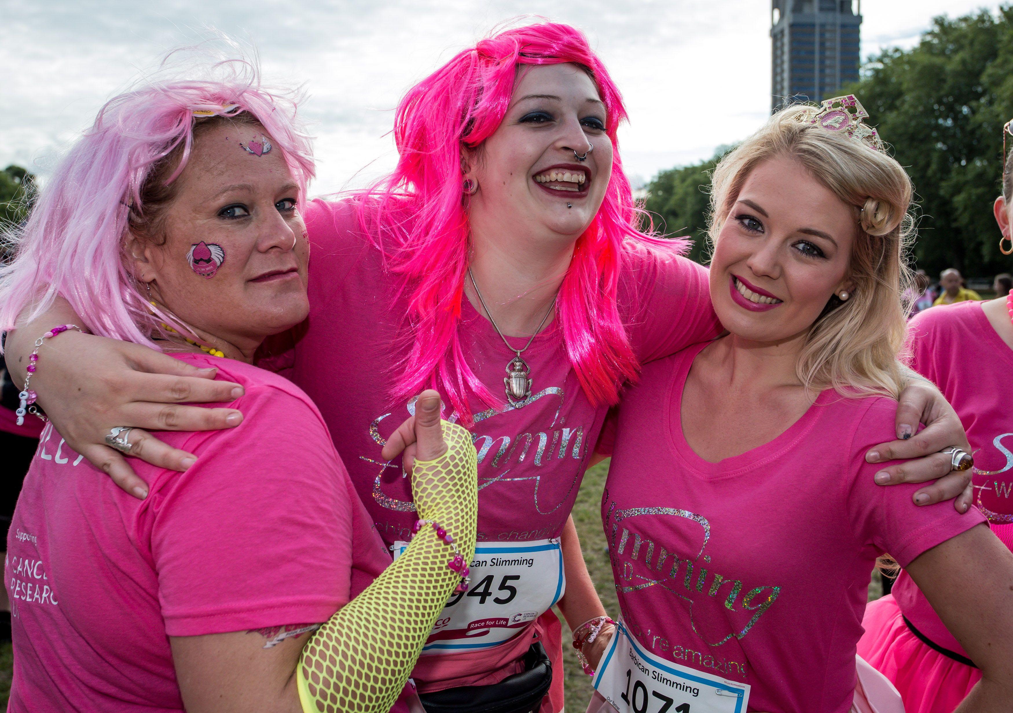 Race For Life 5K & 10K– Bury St Edmunds