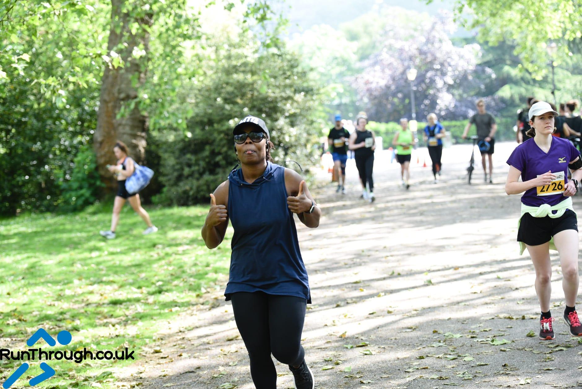 Battersea Park Half Marathon - May