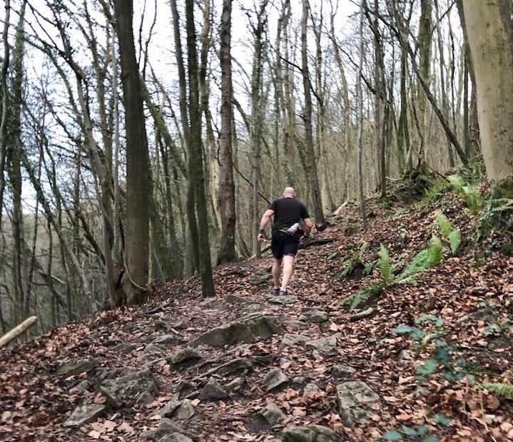 Chepstow Castle Run