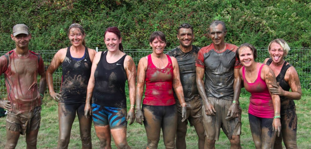 Severn Mud Run