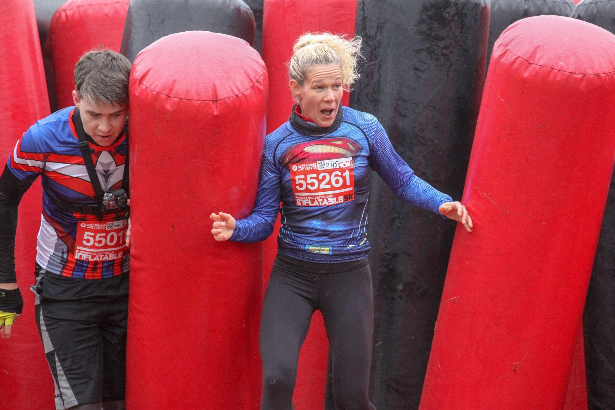 Inflatable Runs - St. Albans