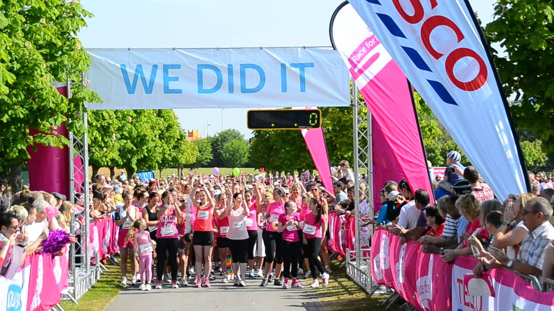 Race for Life 5K & 10K – Luton