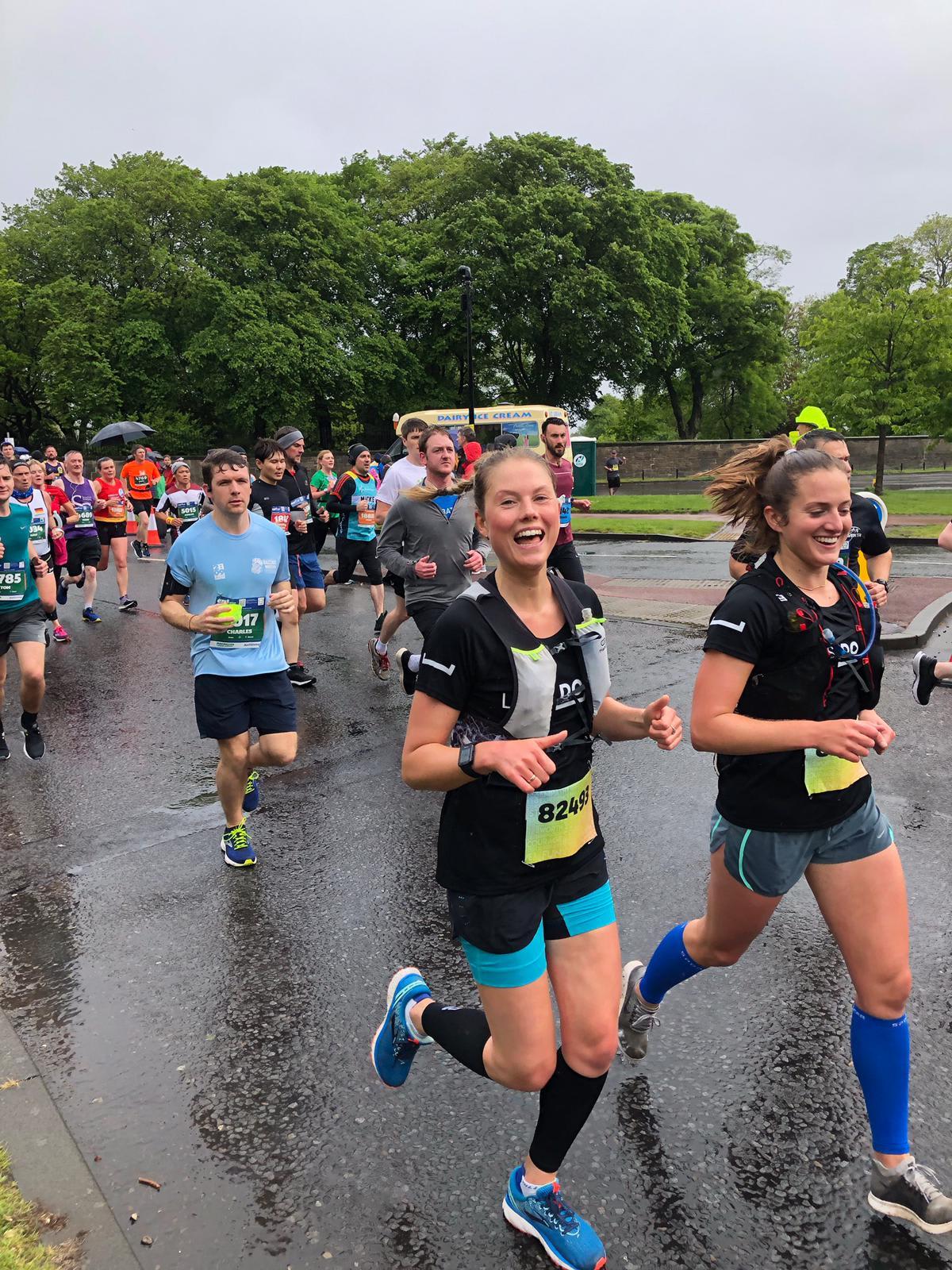 Edinburgh Marathon Festival - Marathon & Half Marathon