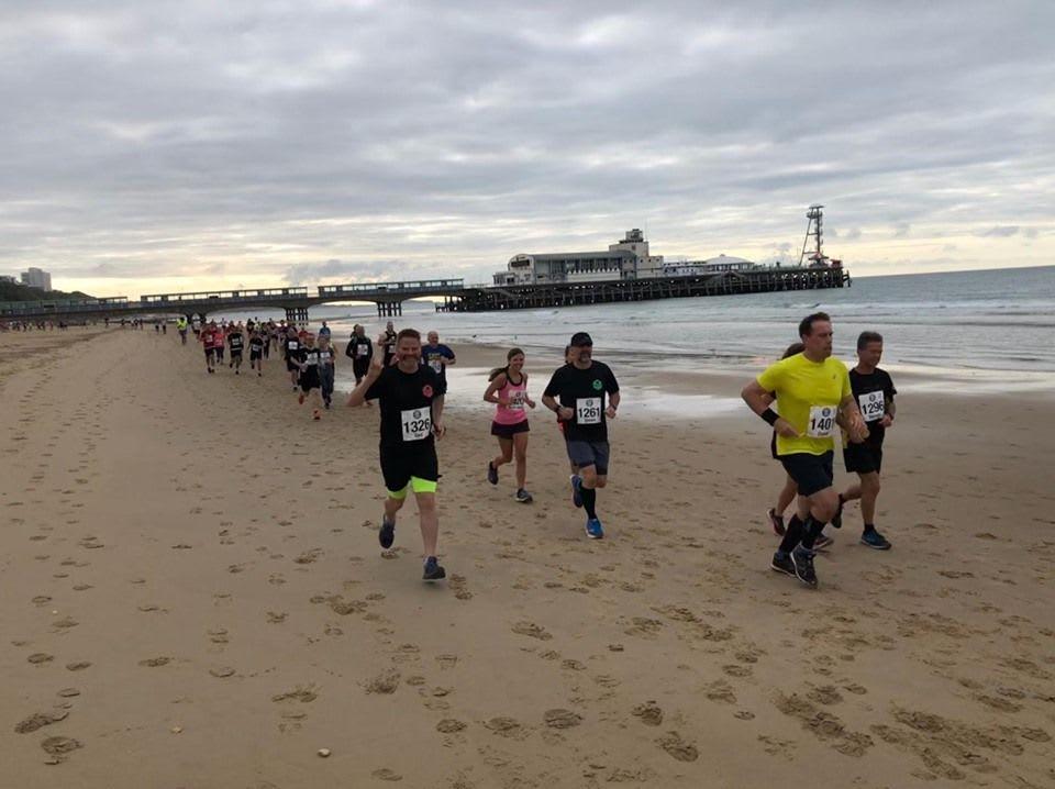 Beach Race - October