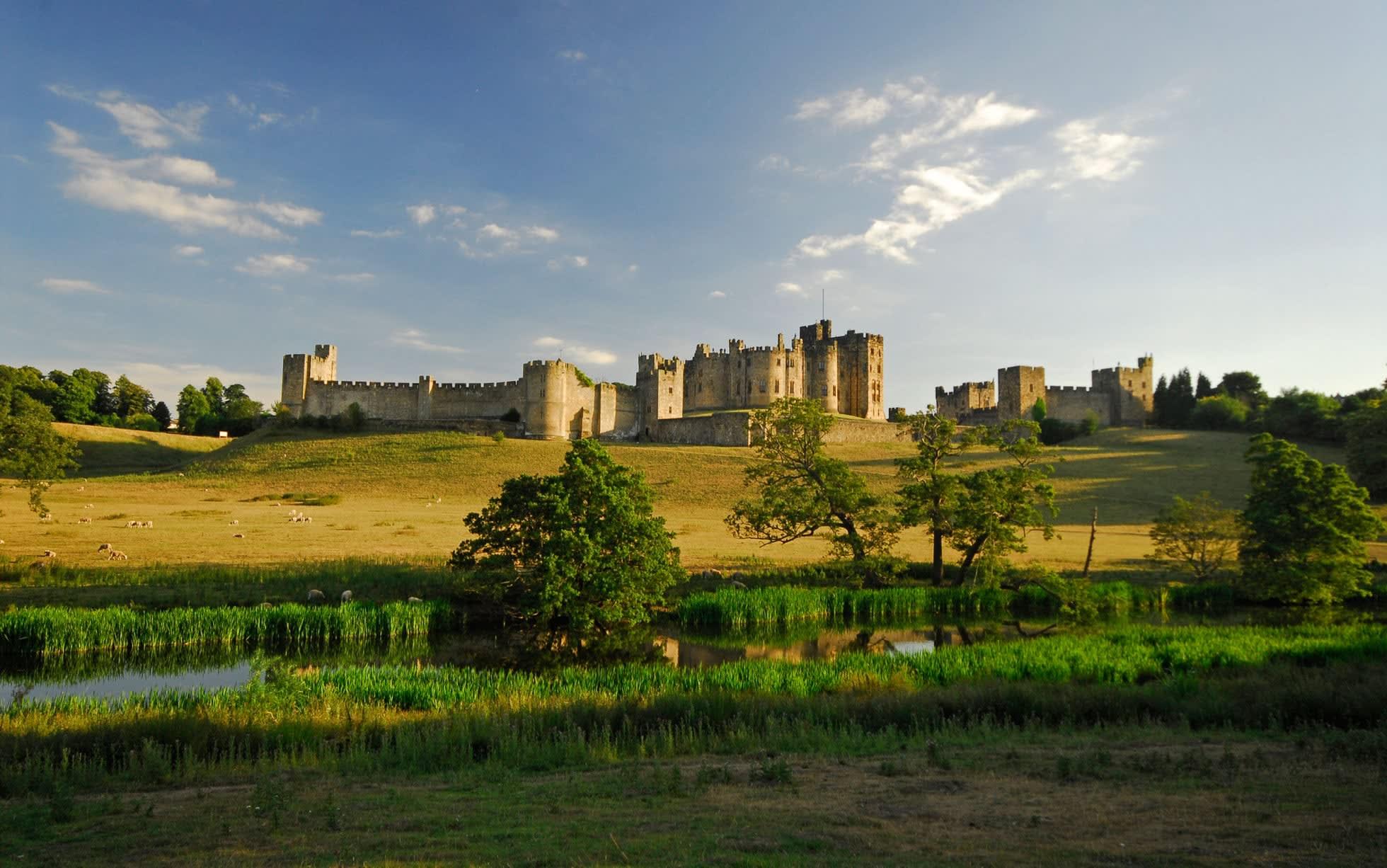 Run Northumberland Alnwick Castle Trail 10k, 5k & 2k