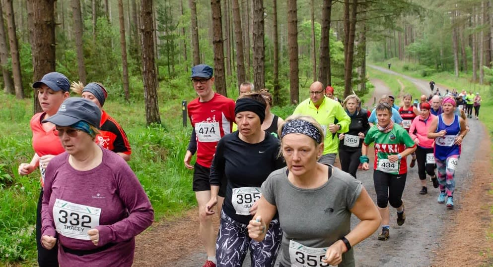 Anglesey Trail Half Marathon & 10k
