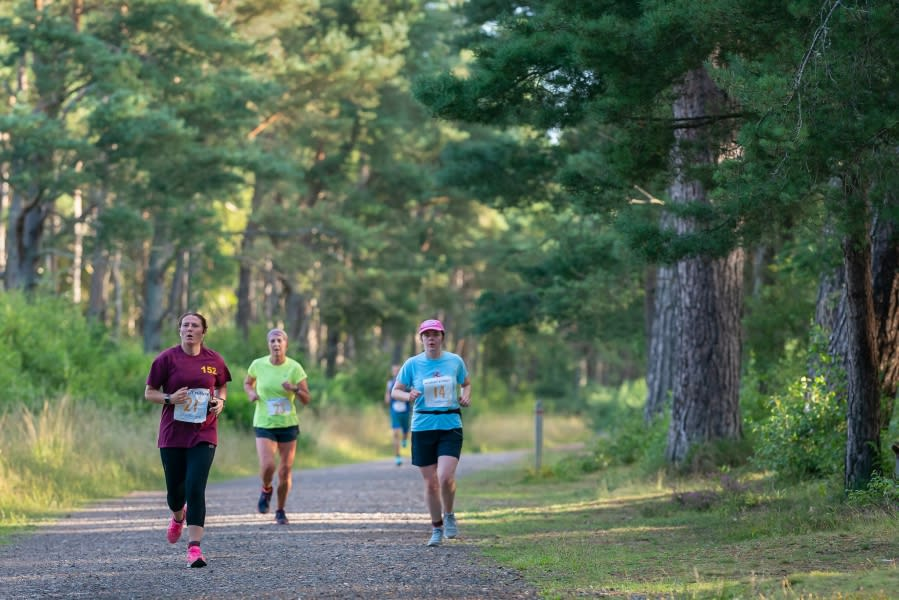 Scurry Around Tentsmuir Forest Trail Running Festival 2021