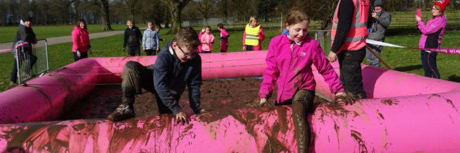Pretty Muddy Race for Life 5K & 10K – Milton Keynes