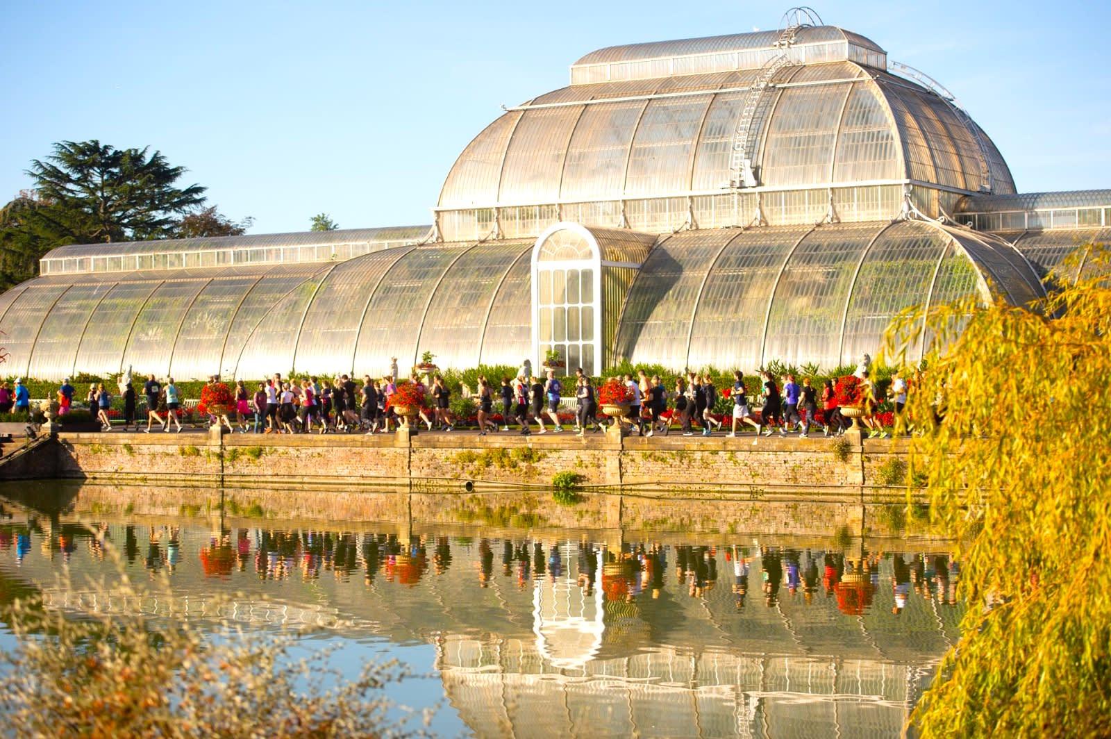 AIR: 10k @ Kew Gardens