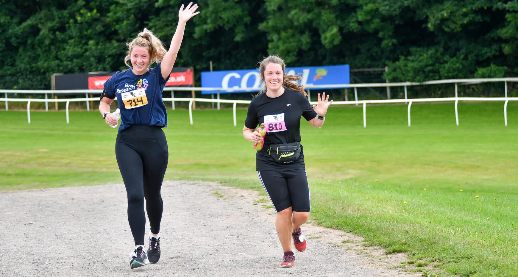 Chepstow Racecourse 5k, 10k & Half Marathon - July