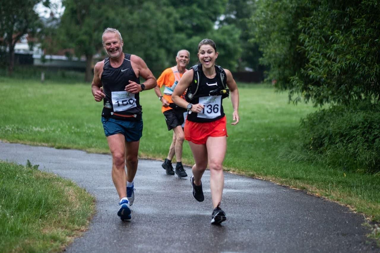 Green Lantern Trail Half Marathon