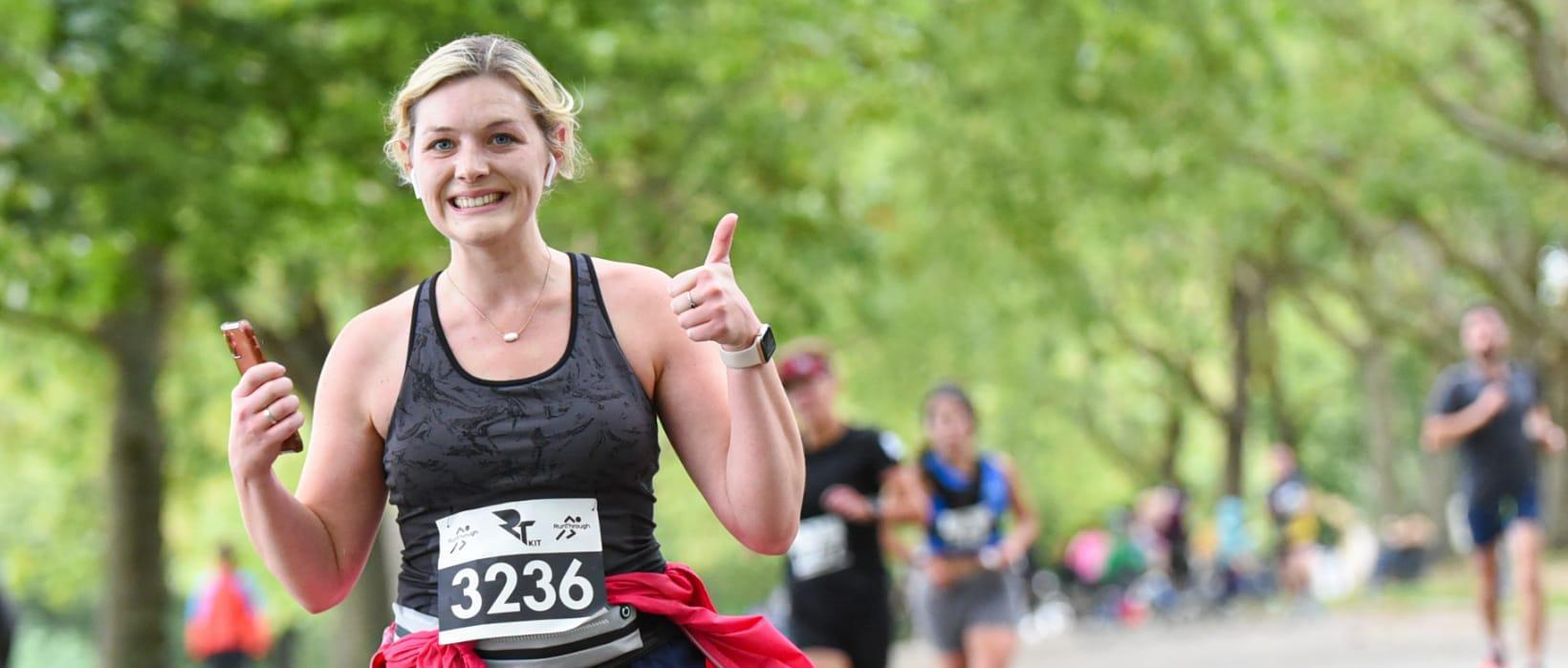 Victoria Park 5k, 10k & Half Marathon