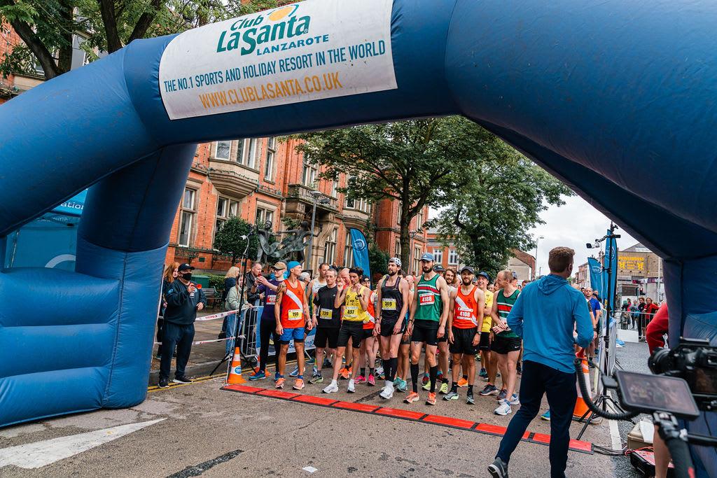 Dr Ron Hyde 7 Mile Race