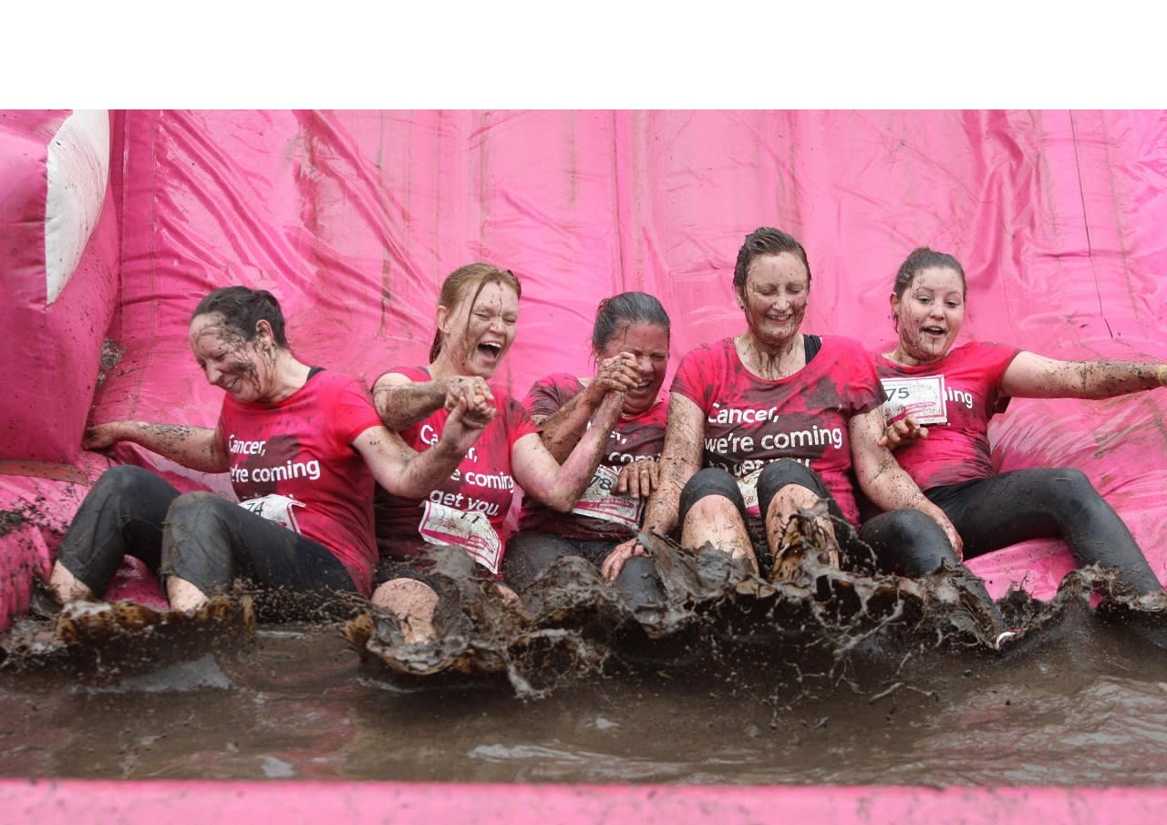 Race for Life Cheshire – Tatton Park Pretty Muddy 5K