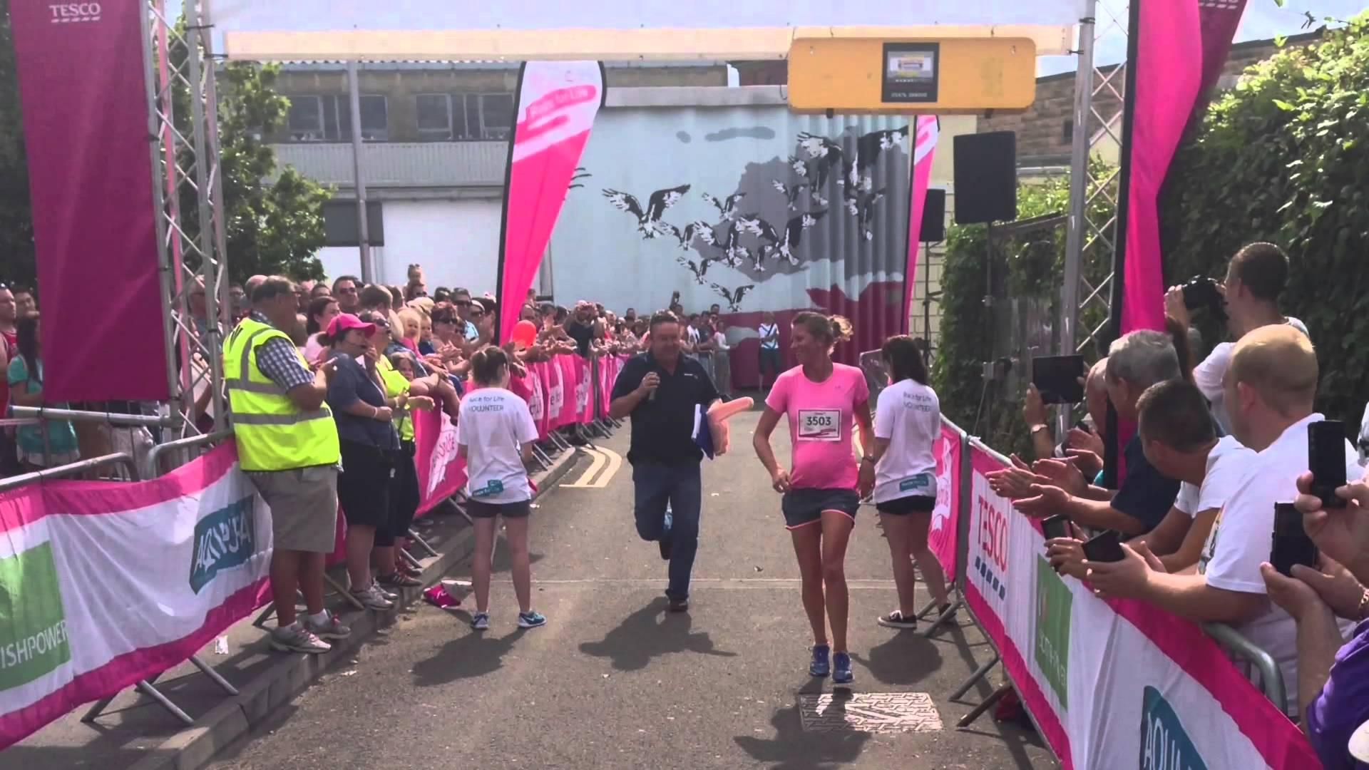 Race For Life 5k & 10k – Swansea
