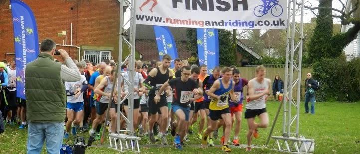 Marden Half Marathon