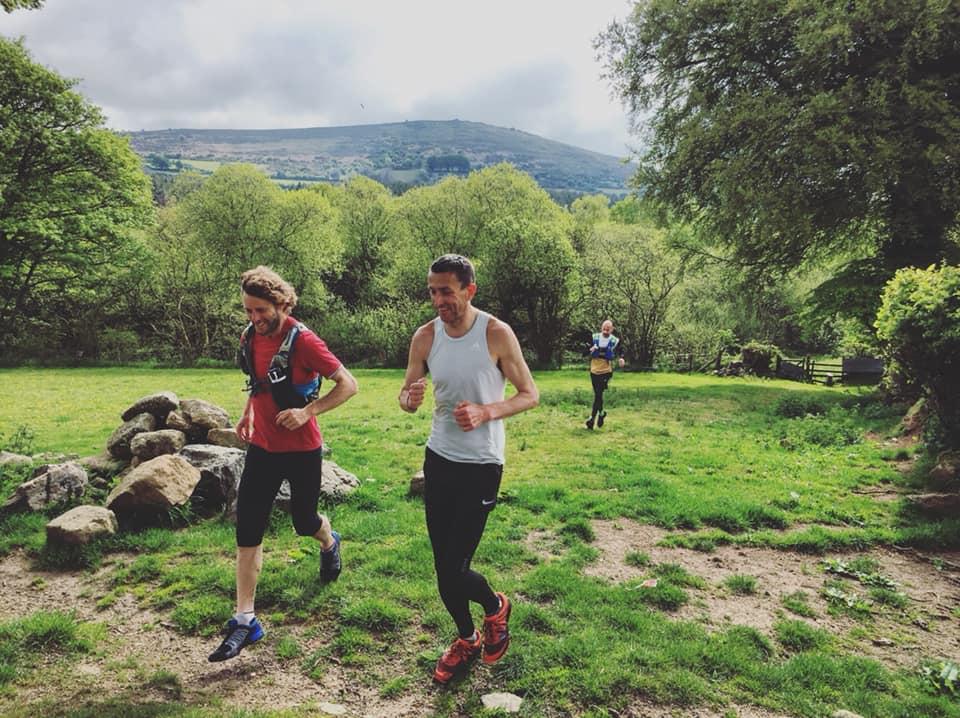 Dartmoor Trail and Yoga Camp