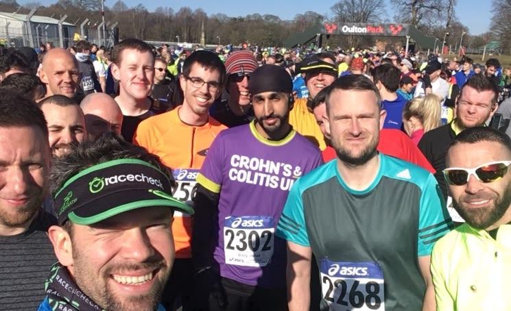 Oulton Park Half Marathon, 10k, and Challenge