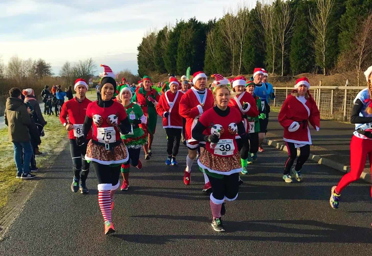 The Kent Christmas Cracker 5 Mile