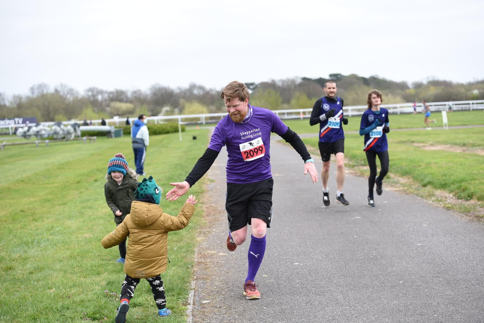Kempton Park 5k, 10k & Half Marathon - January