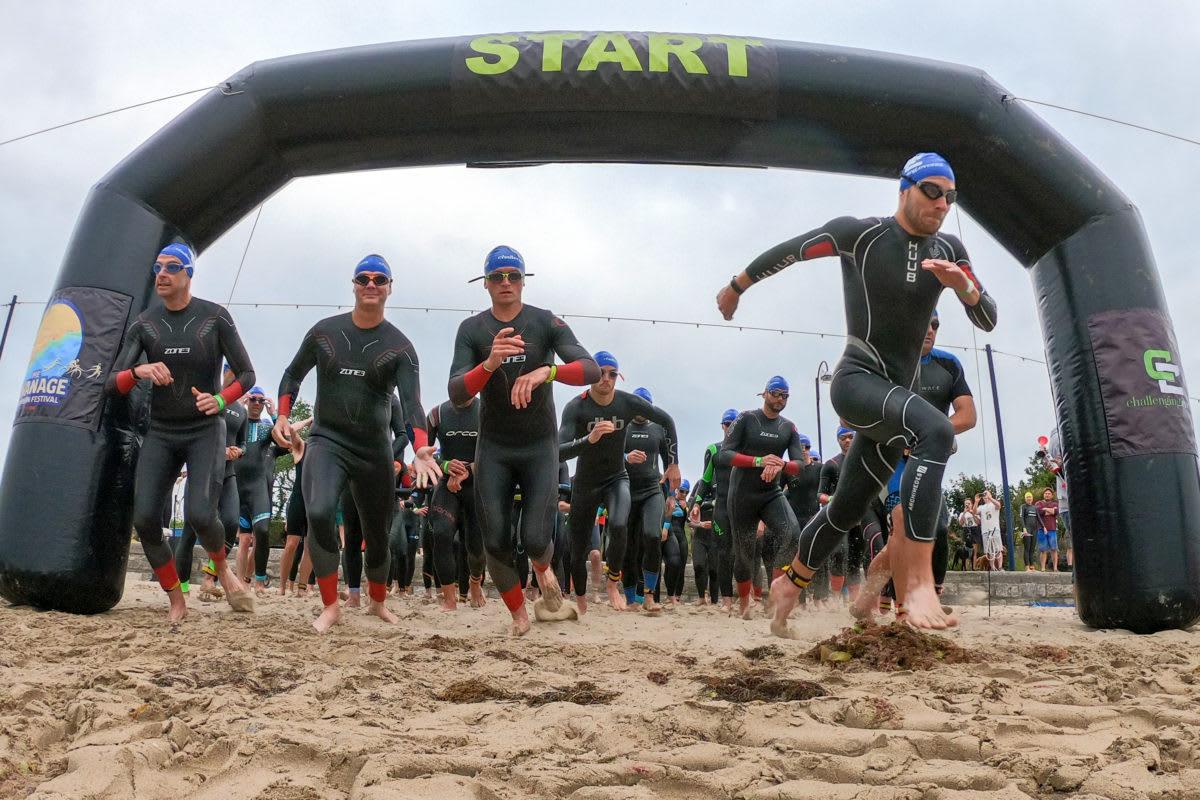 The Original Swanage Triathlon Festival