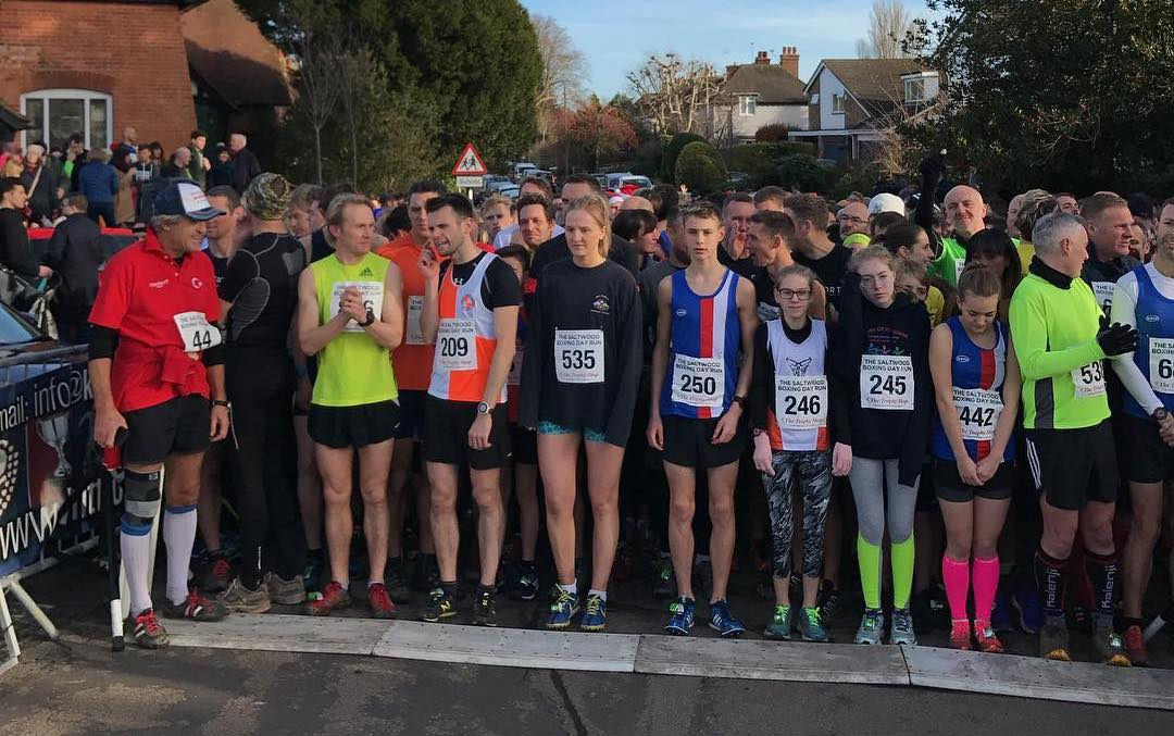 The Saltwood Boxing Day Run
