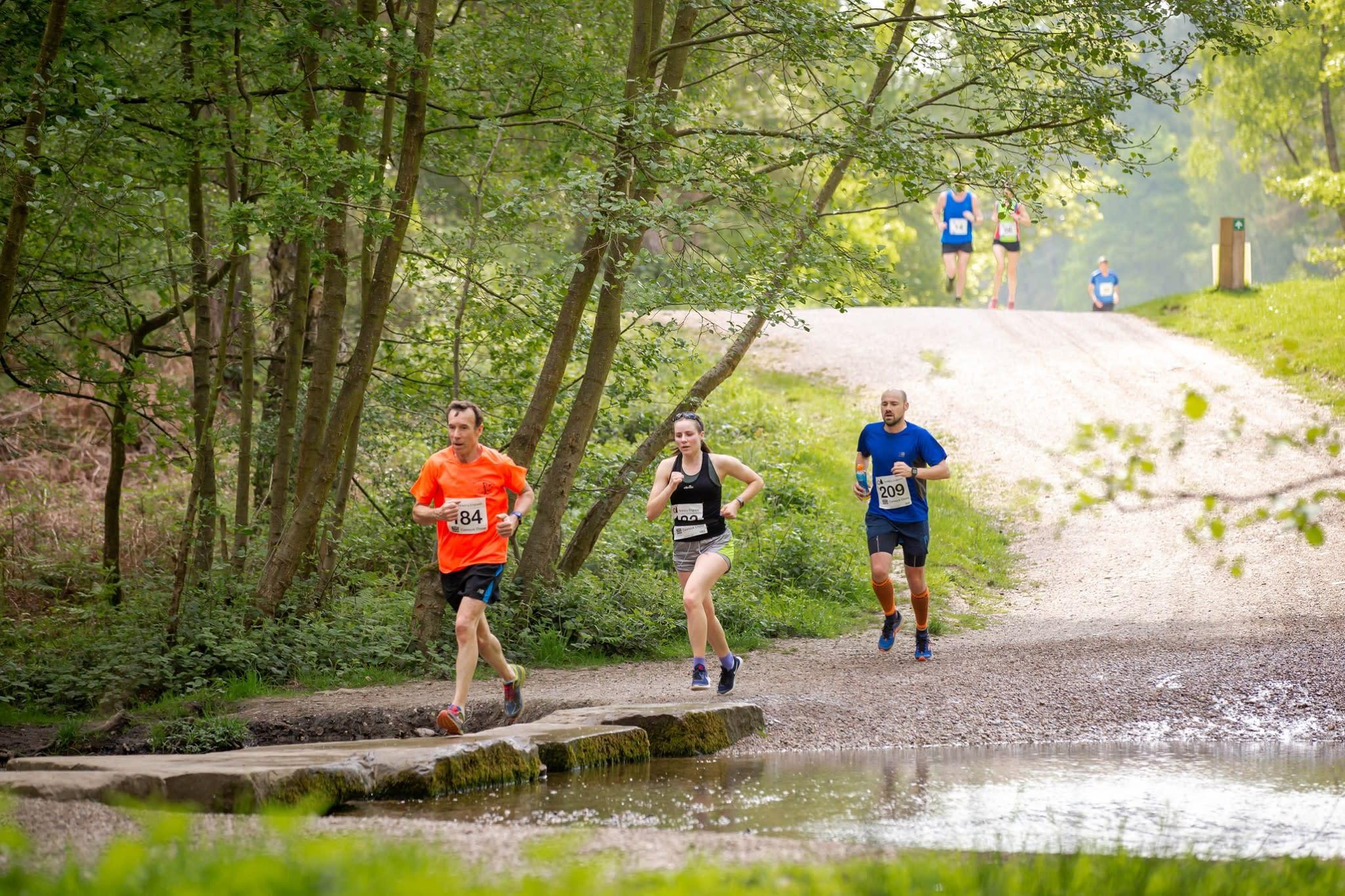 The Cannock Chase Half Marathon & 10k
