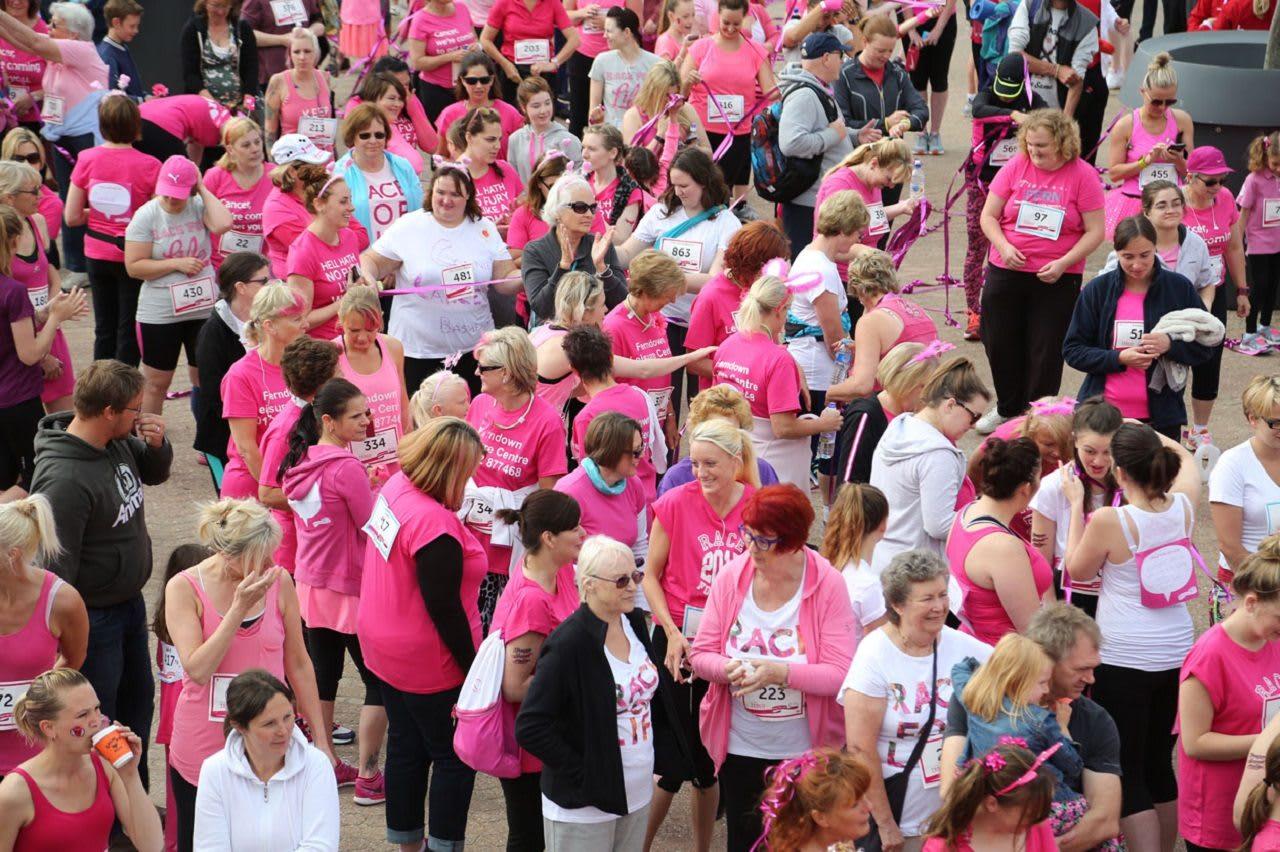 Race for Life 5K & 10K – Portsmouth