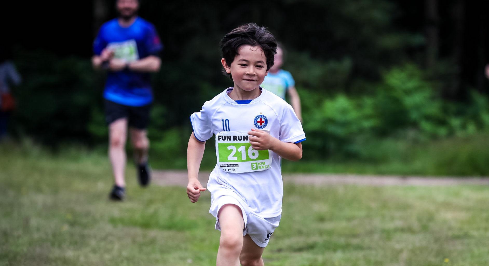 Suffolk Trail Running Festival