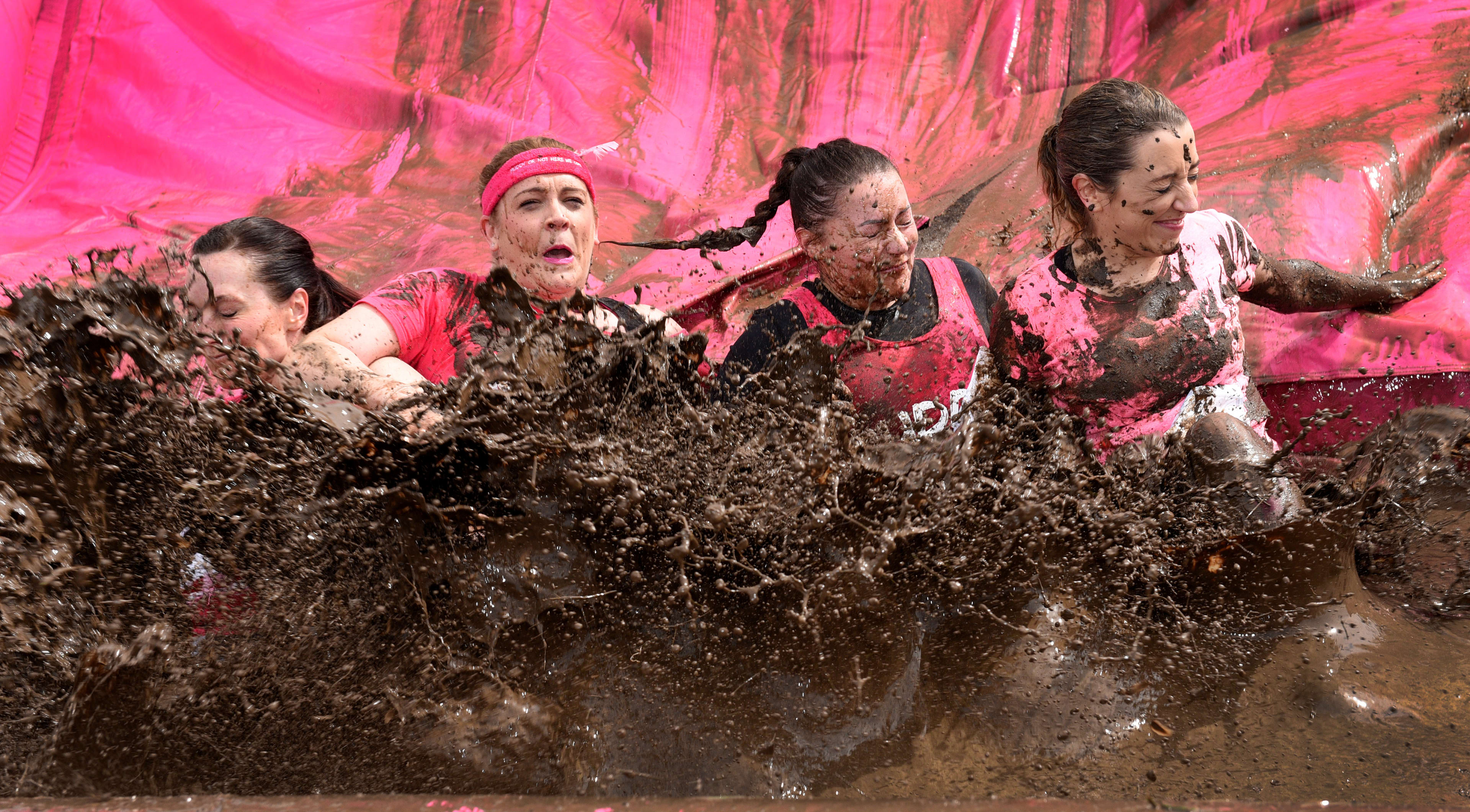 Pretty Muddy Race for Life Kids – Weston Park