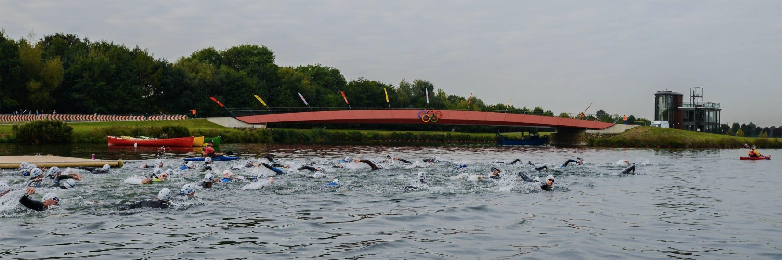 Swim Long Eton Dorney