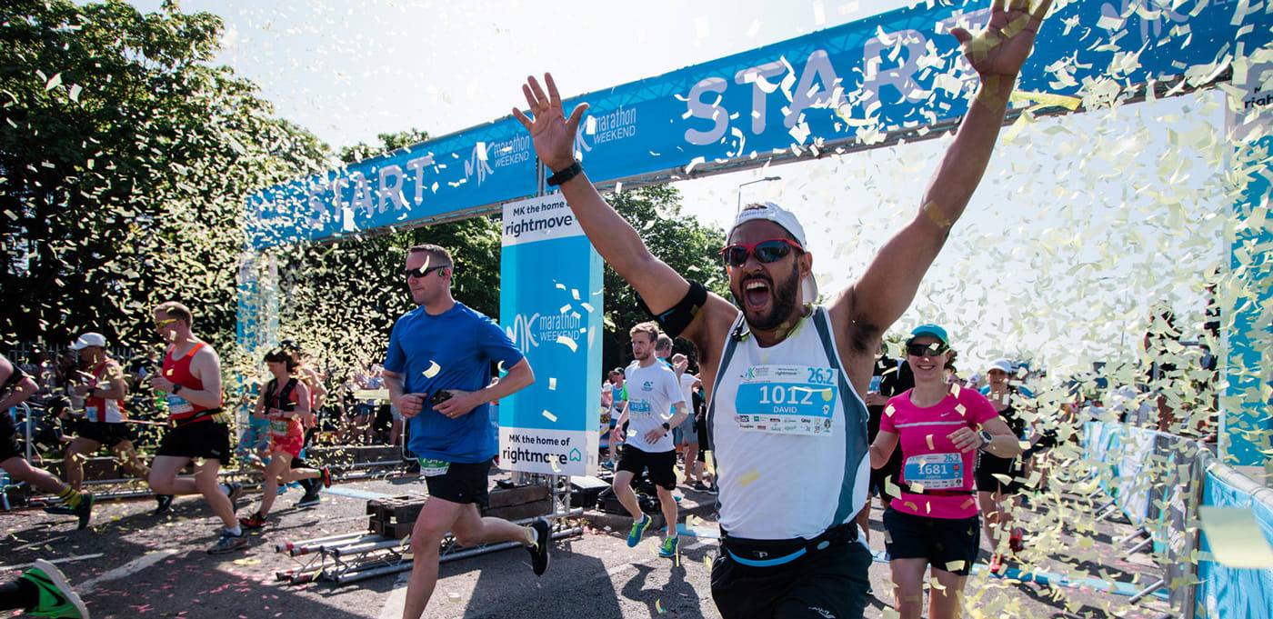 Milton Keynes Marathon Weekend