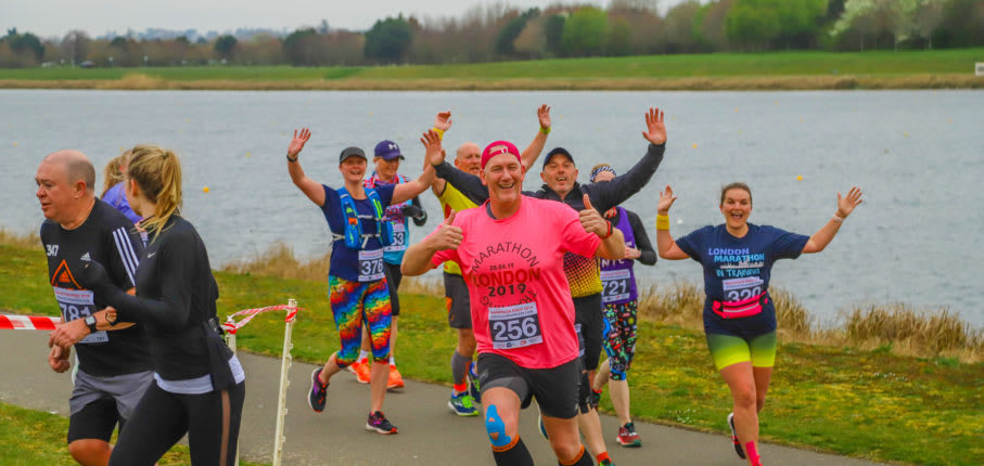 Run Dorney Lake: Half Marathon, 10K, 5K - December