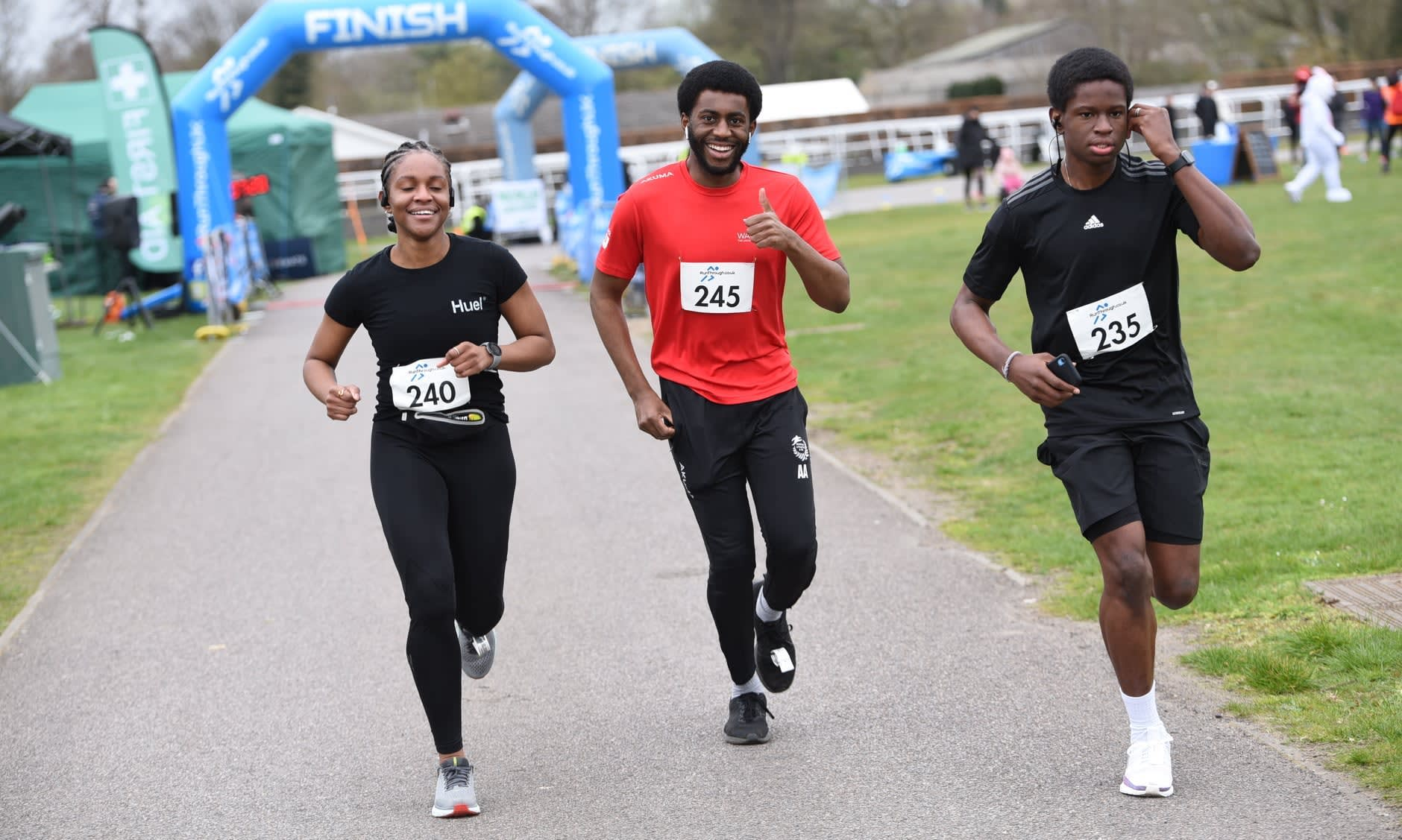 Kempton Park 5k, 10k, & Half Marathon - October