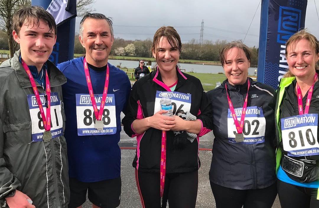 Run Yorkshire Rother Valley - Winter Half Marathon, 10k & 5k