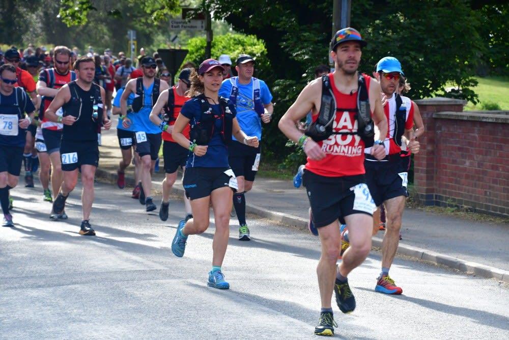 The Northants 'Shires and Spires Event' - Ultra 35, Marathon, Half Marathon, 10k