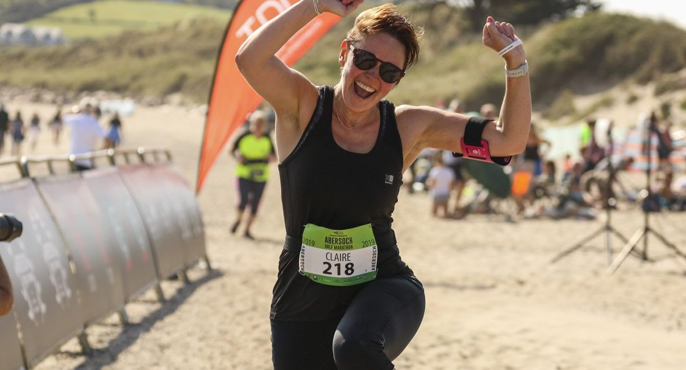 Abersoch Half Marathon