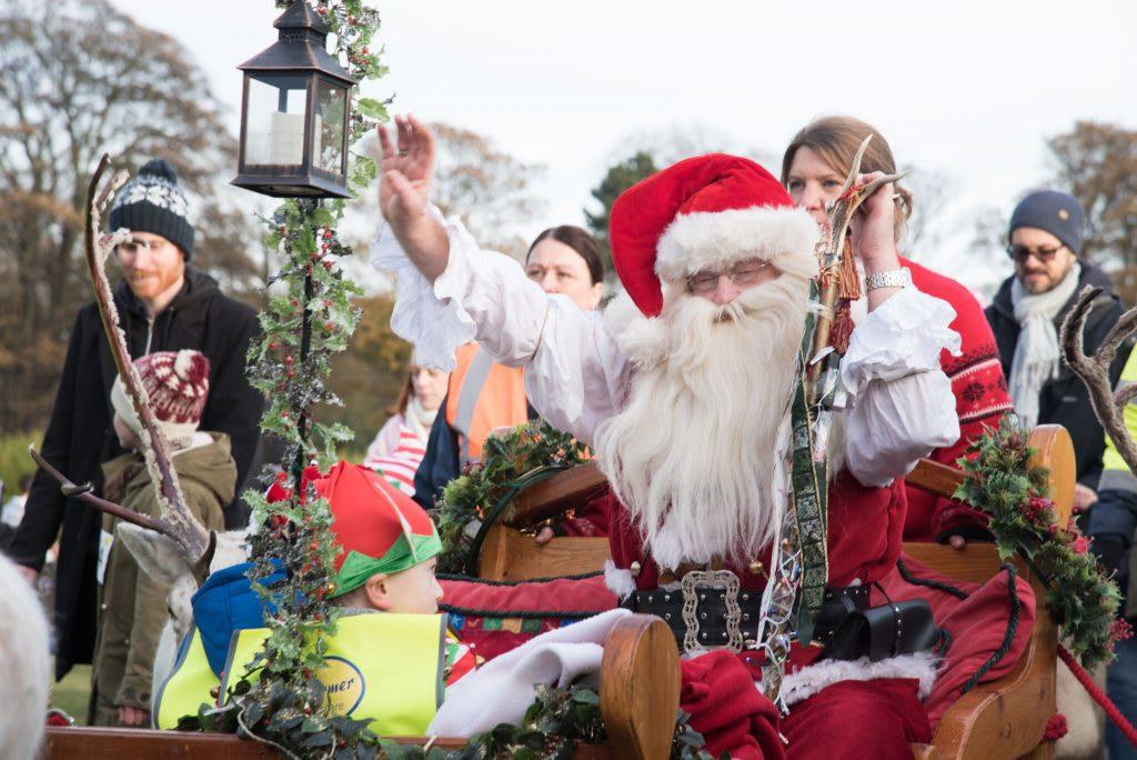 Edinburgh Christmas 5k, 10k & Santa Toddle - 2022