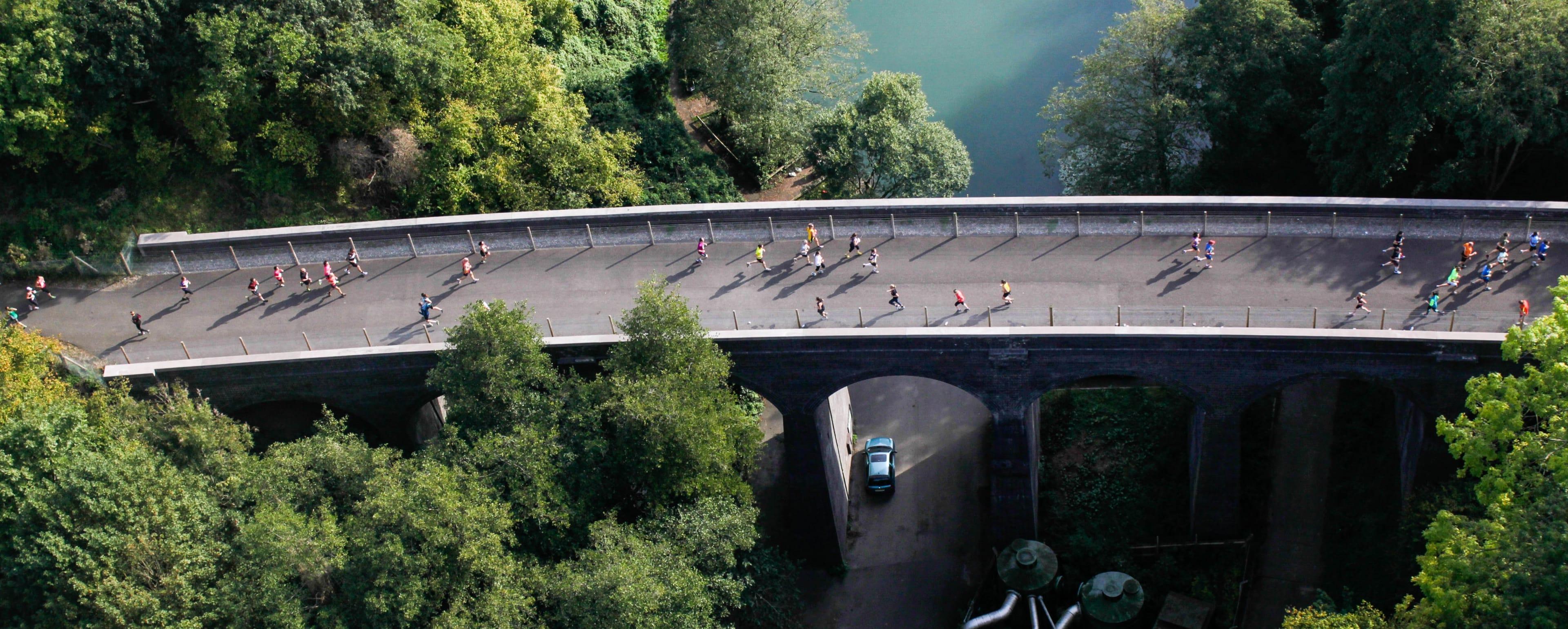 Bath Two Tunnels Railway Running Races - October