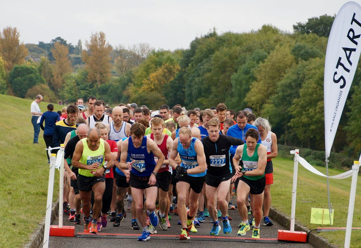 Draycote Water 10k & 10 mile - November
