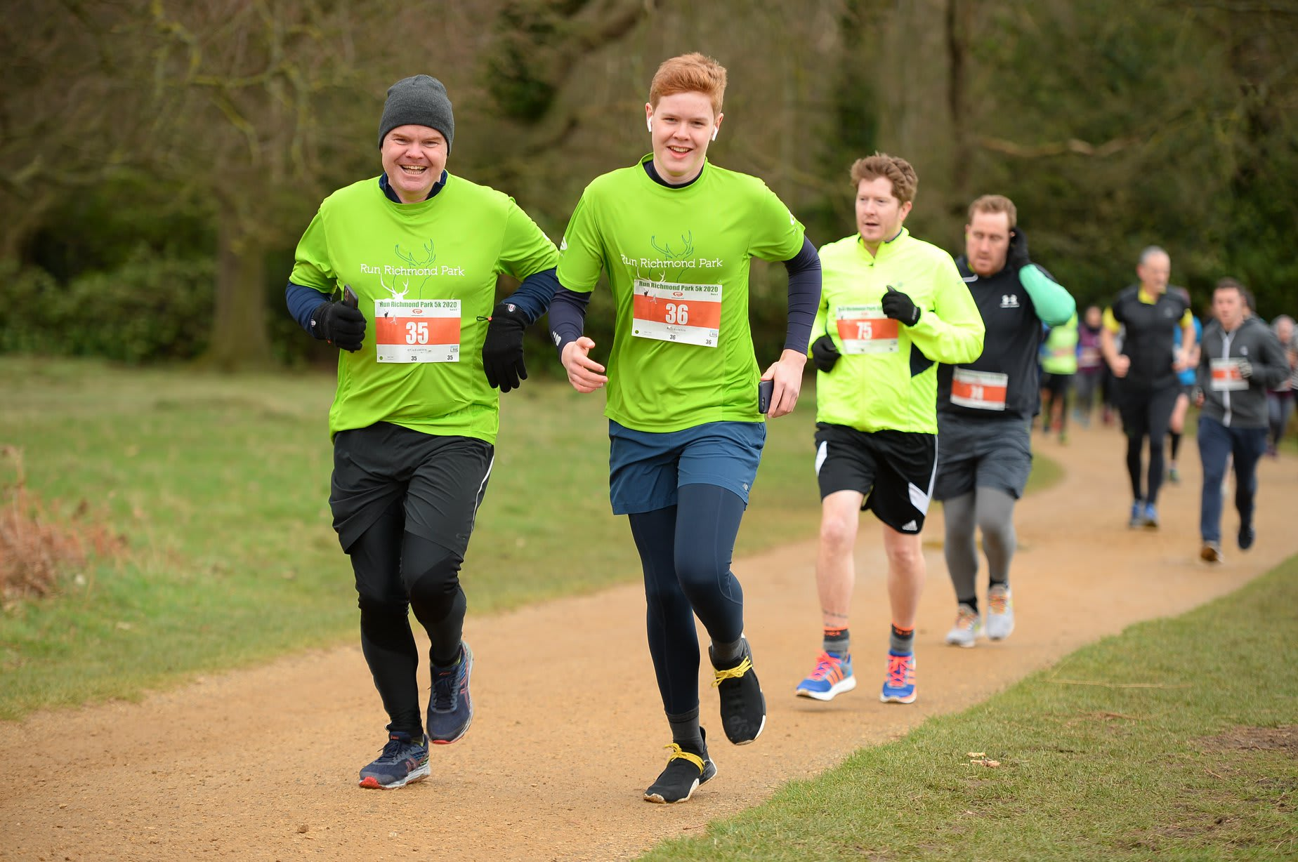 Run Richmond Park 5k, 10k & Half Marathon