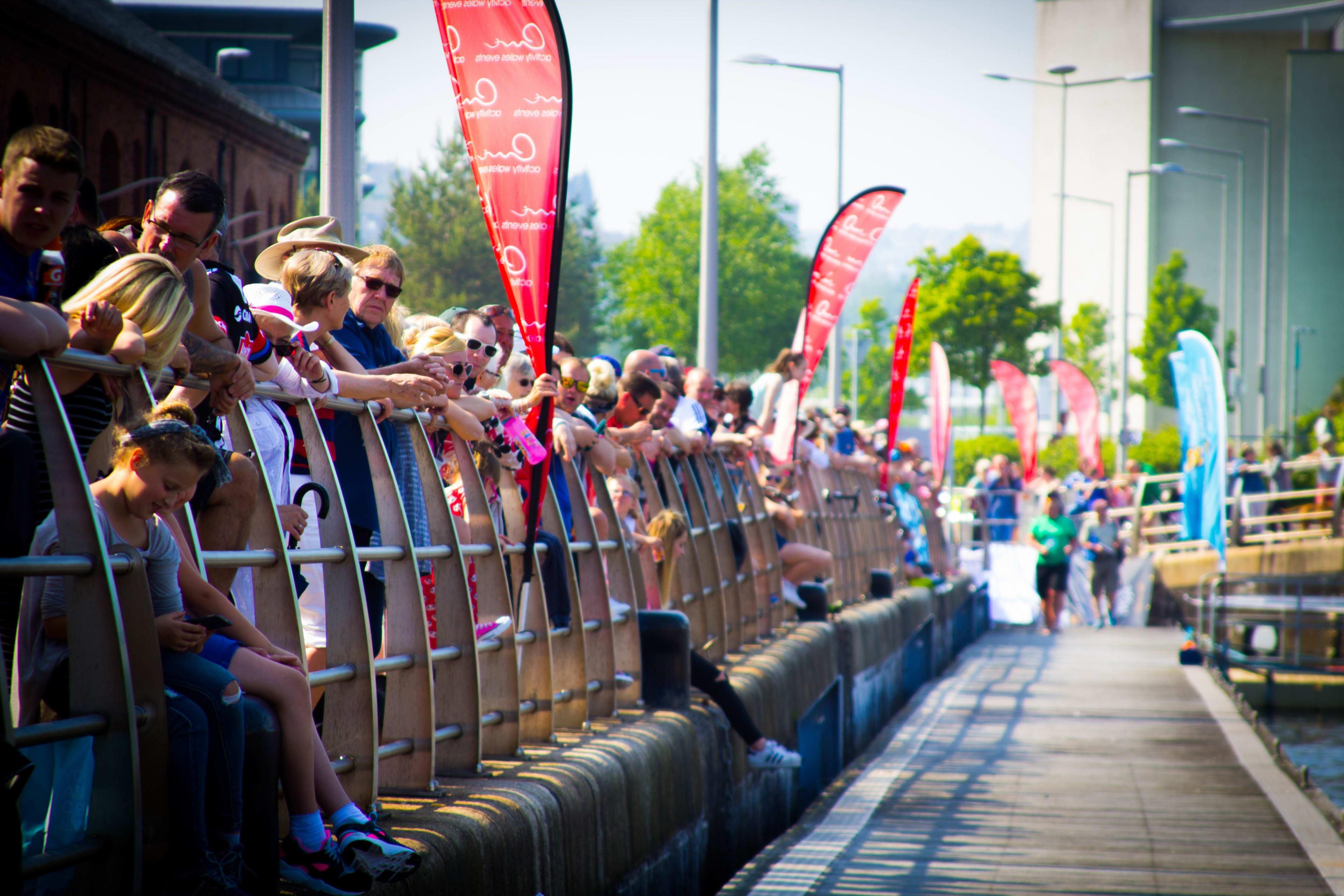 Swansea Triathlon, Swim & 5k