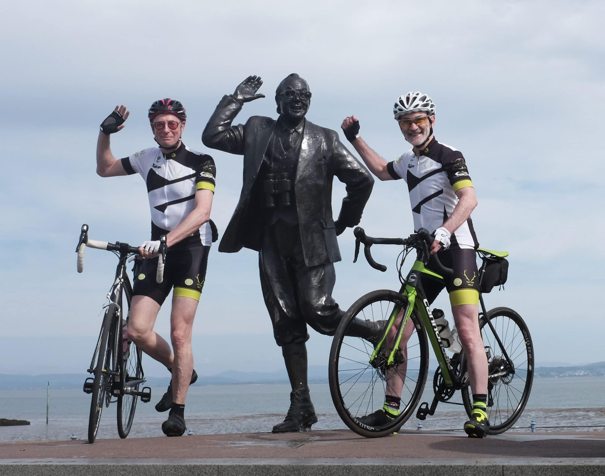 Coast to Coast Cycling Tour - Way of The Roses - May