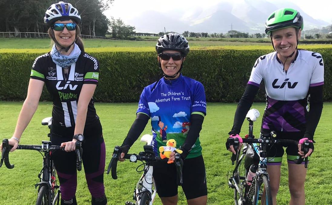 Coast to Coast Cycling Tour - Way of The Roses - April