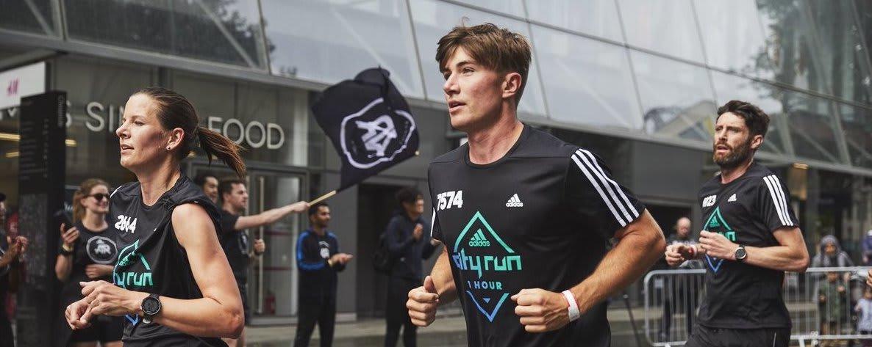 adidas City Runs: Islington 1 Hour
