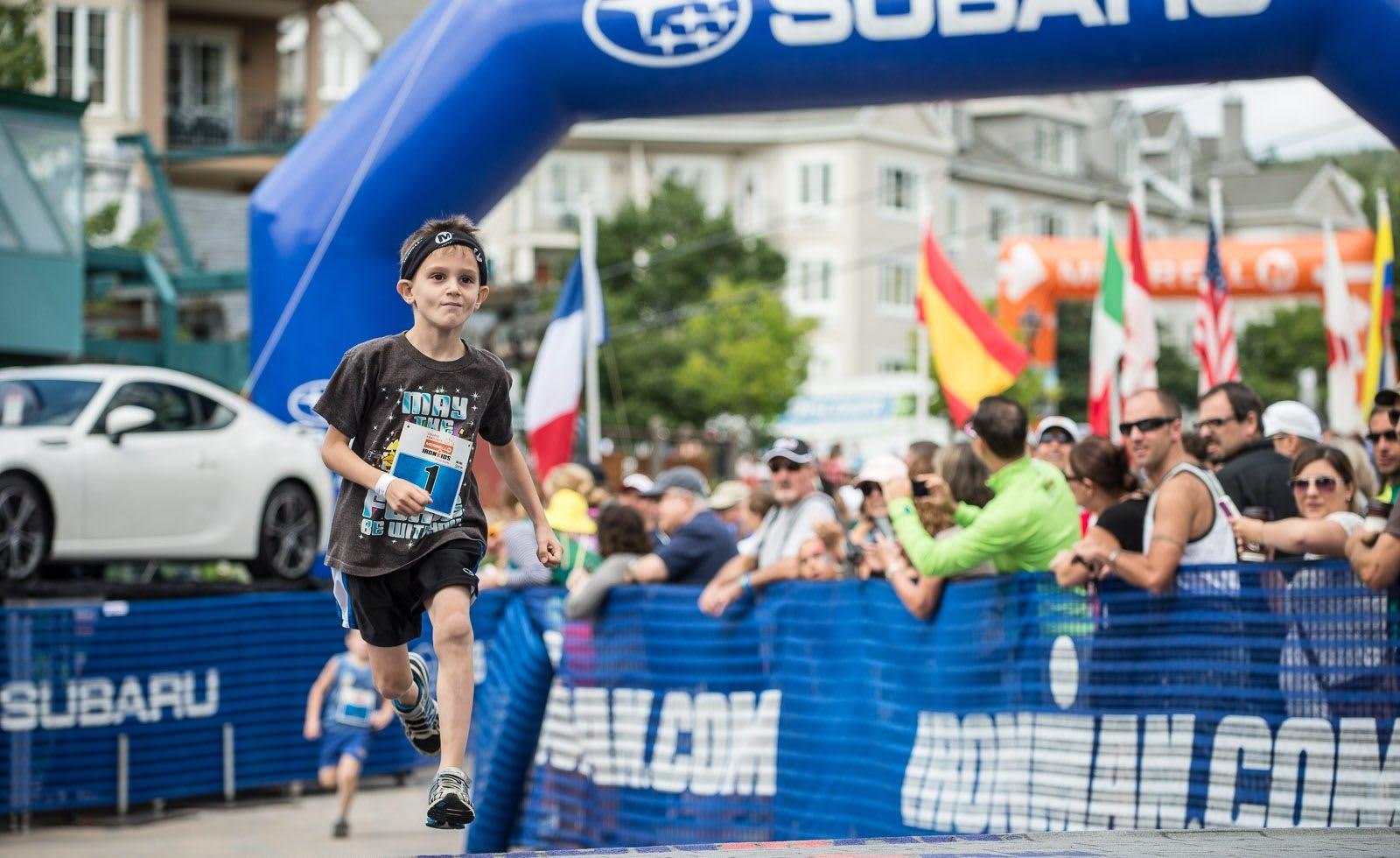 IRONKIDS Georgia Triathlon