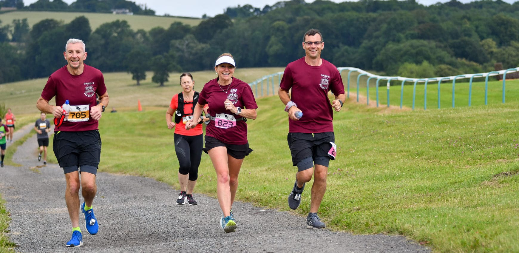 Chepstow Racecourse 5k, 10k & Half Marathon - November